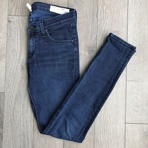 Rag @ Bone Skinny jeans, beautiful dark wash